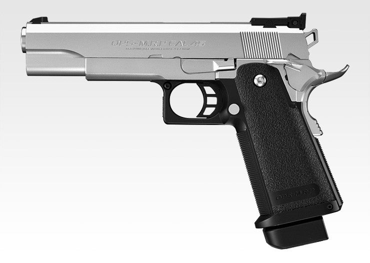 Marui HI-CAPA 5.1 Stainless Model Gas Pistol