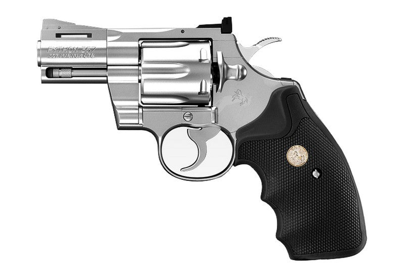 Marui Python 2.5 inch Stainless Model Gas Revolver