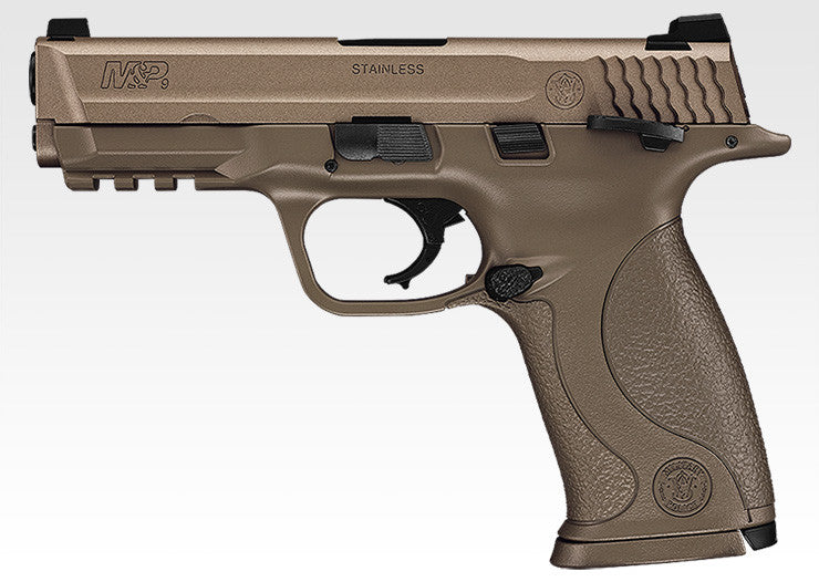 Marui M&P9 V Custom Gas Pistol