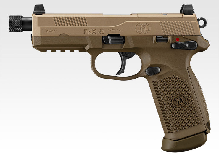 Marui FNX45 Tactical Pistol / TAN