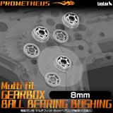 Laylax BEARING AXLE HOLE 8mm