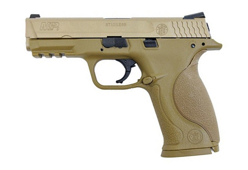 Cybergun M&P9 Full Size Gas Pistol ( Tan )