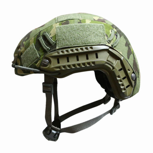 OPS HELMET COVER FOR OPS-CORE FAST BALLISTIC HELMET IN CRYE MULTICAM TROPIC