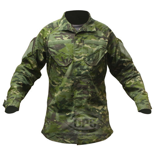 OPS INTEGRATED BATTLE SHIRT 2.0 IN CRYE MULTICAM TROPIC