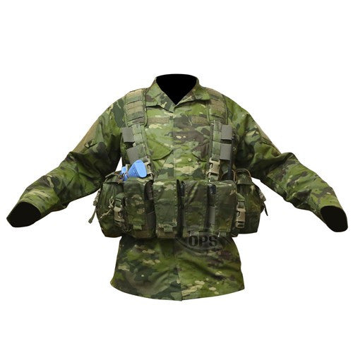 OPS ENHANCED COMBAT CHEST RIG IN CRYE MULTICAM TROPIC