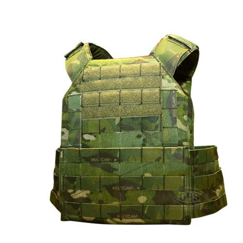 OPS EASY PLATE CARRIER IN MULTICAM TROPIC