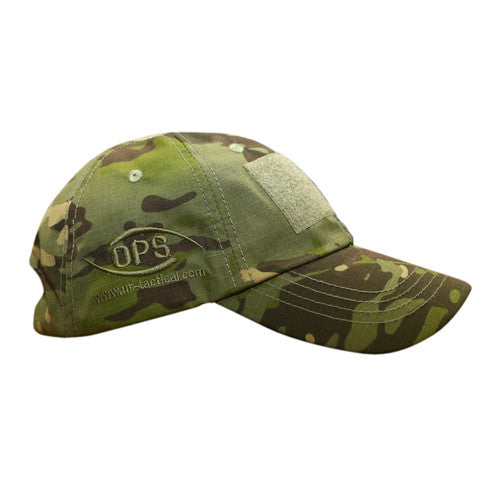 OPS TACTICAL BASEBALL CAP IN CRYE MULTICAM TROPIC