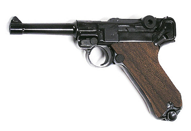 Tanaka Luger P06 4 Inch ( M1906 Version )