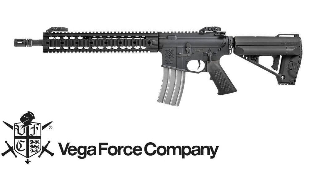 VFC VR16 Fighter Carbine MK2 AEG ( Black )
