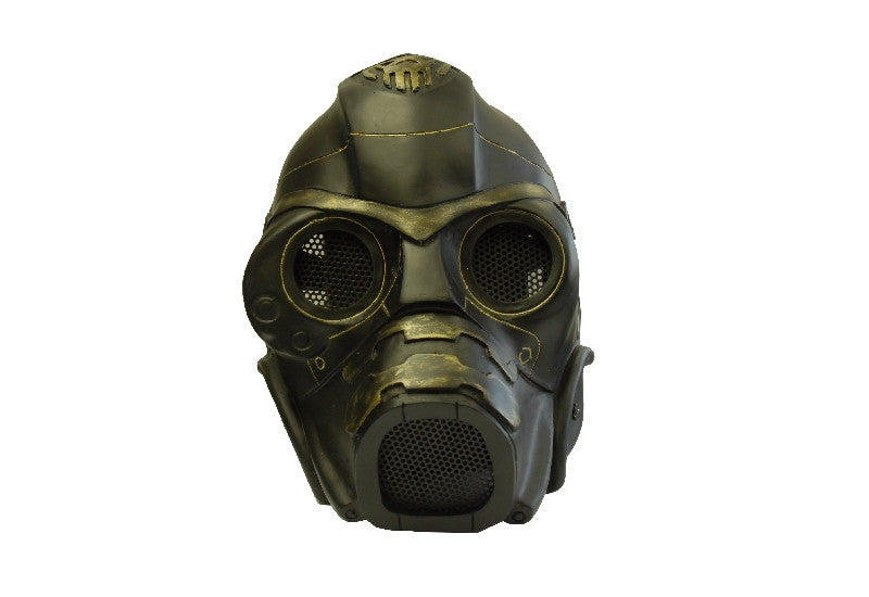 "Wire Mesh ""Spectre"" Mask"