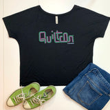 QuiltCon 2020 Slouchy T
