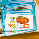 I 🍓🍅 the MQG Patch
