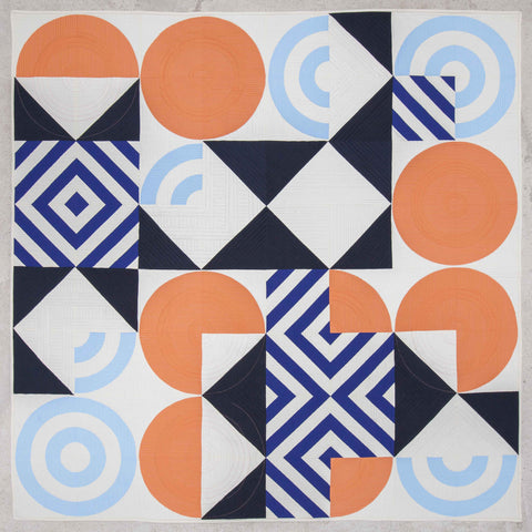Eames Quilt Pattern