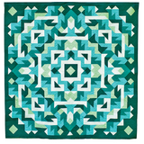 The Corsage Quilt PDF Pattern by Stefanie Satterwhite