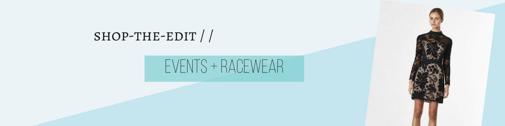 Shop the edit - Racewear