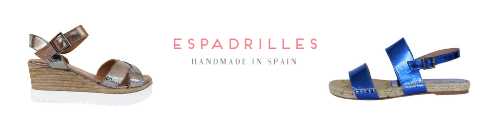 Espadrilles - Shop Espadrilles Handmade in Spain