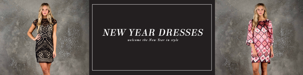 New Year Dresses