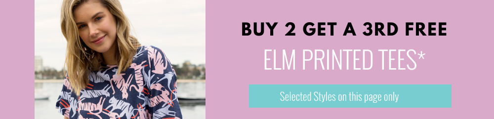 Elm - Buy Two Get One Free - Limited Offer!