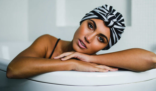 Louvelle Shower Turbans