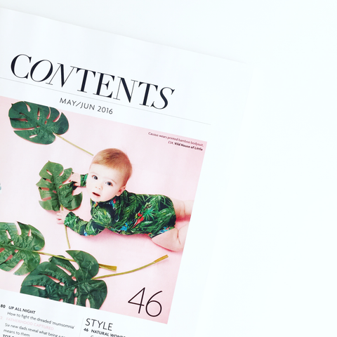 Vild – House of Little in Baby London Magazine