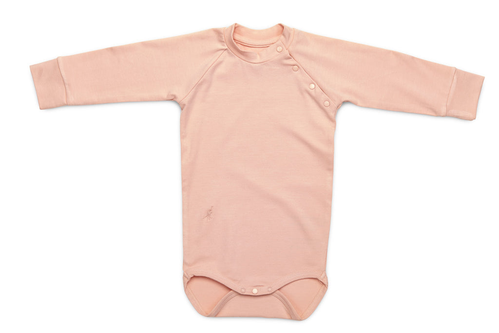 Long Sleeve Bodysuit - 3 Piece Gift Set