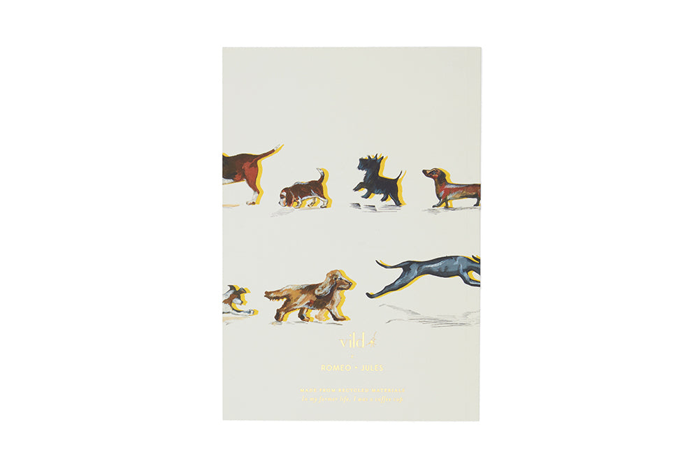 VILD x Romeo + Jules, 'Leader of the Pack' Notebook