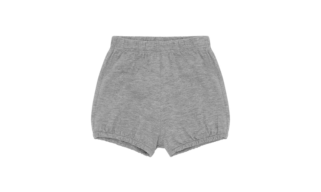Grey Melange, Seacell Bloomer Shorts