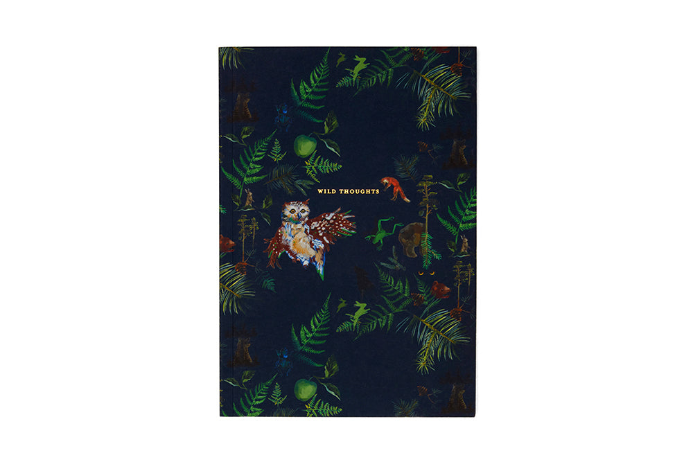 VILD x Romeo + Jules, 'Wild Thoughts' Notebook