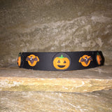 Halloween Dog Collar Matte Finish