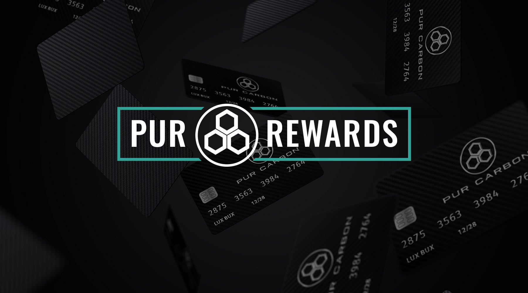 Pur Rewards pays generously for purchasing carbon fiber accessories with Lux Bux