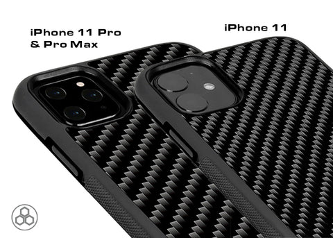 iPhone 11 Pro Max iPhone 11 Pro iPhone 11 Camera Protection Carbon Fiber Case Pur Carbon