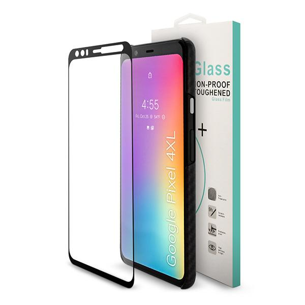 Samsung Google Pixel 4 XL screen protector HD Pur Carbon