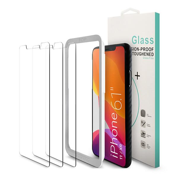 iphone 11 screen protector HD Pur Carbon