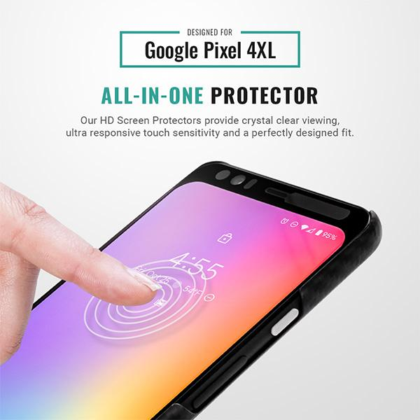 Samsung Google Pixel 4 HD XL screen protector 9H Pur Carbon