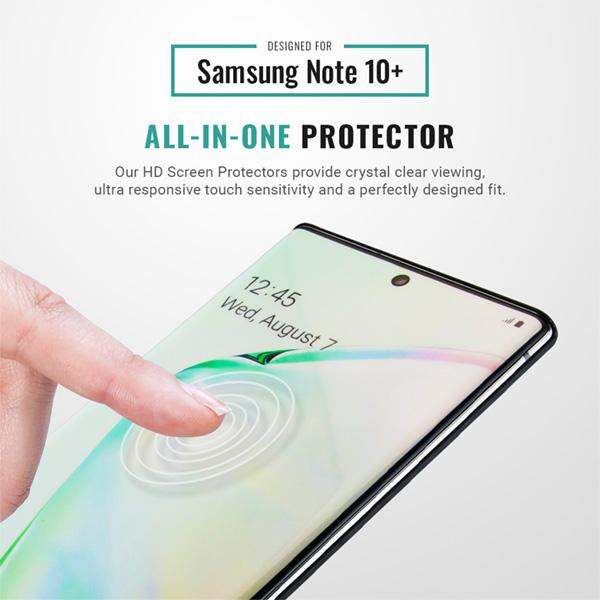 Samsung Galaxy Note 10+ HD screen protector 9H Pur Carbon
