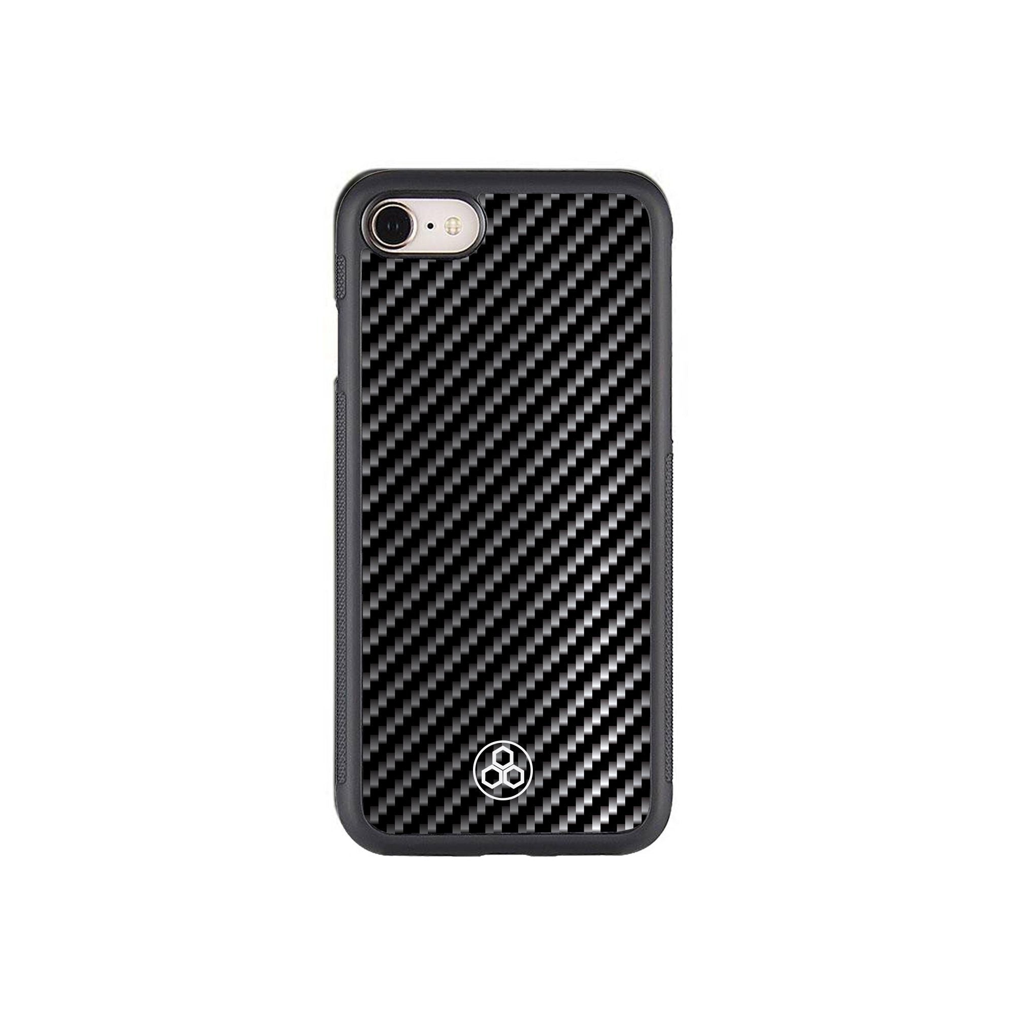 iPhone 7 & 8 Real Carbon Fiber Case | X Slim Edition
