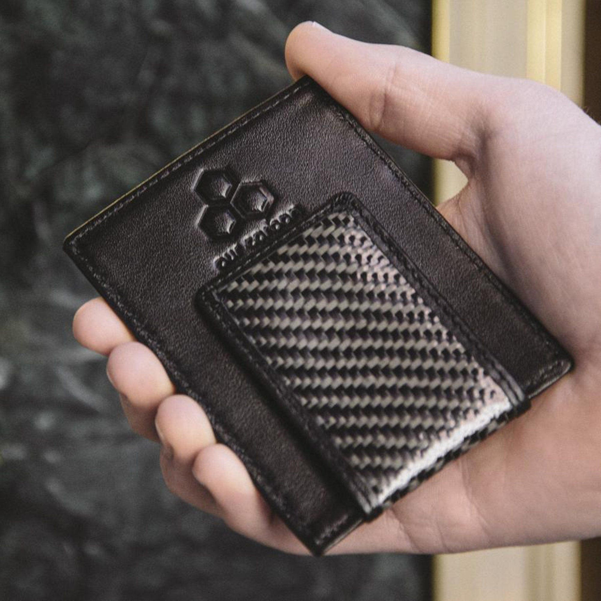 X-SLIM Wallet Pur Carbon