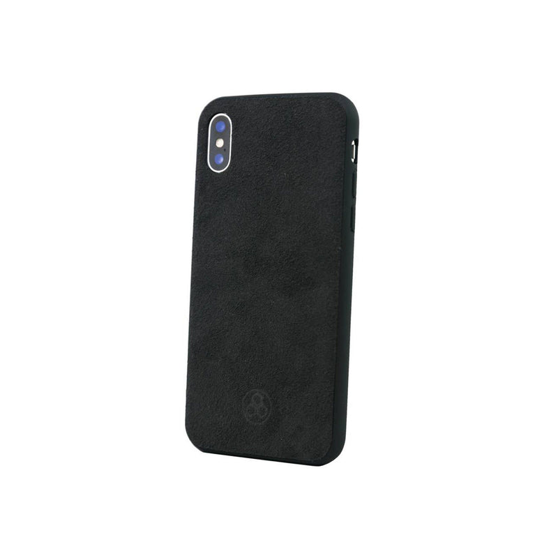 IPhone Xs Alcantara Pur Case (PurLuxury)