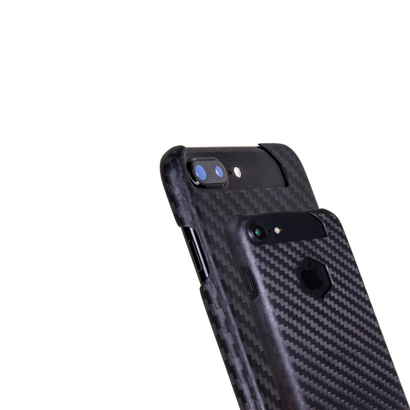 iPhone 7 & 8 PLUS Real Carbon Fiber Case | Hex Series