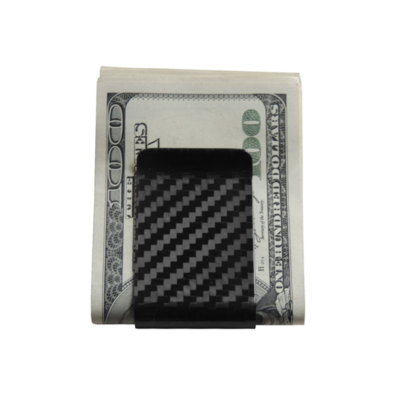 Real Carbon Fiber Money Clip (MATTE OR GLOSS)