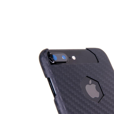 iPhone 7 & 8 PLUS Real Carbon Fiber Case | HEX DESIGN