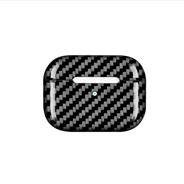 Apple AirPods Pro Real Carbon Fiber Case Pur Carbon
