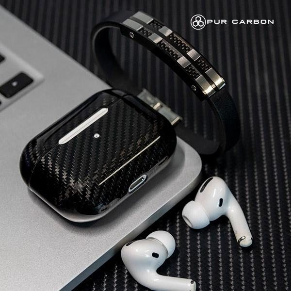 Pur Carbon Fiber Apple AirPods Pro Case
