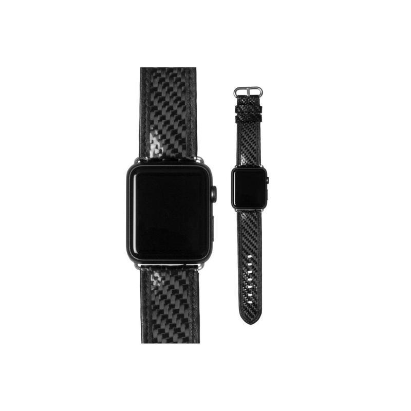 Carbon Fiber Apple Watch Band Pur Carbon