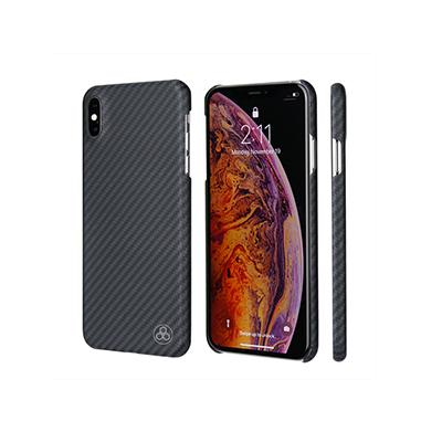 Real Aramid Phone Case iPhone X Carbon Fiber