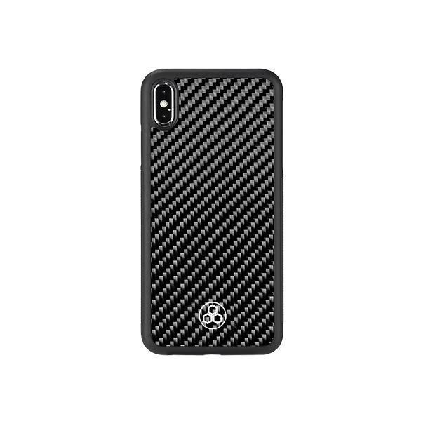 Real Carbon Fiber iPhone XS Max Case Pur Carbon