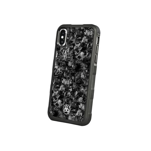 iPhone XS Max Real Forged Carbon Fiber Phone Case Pur Carbon