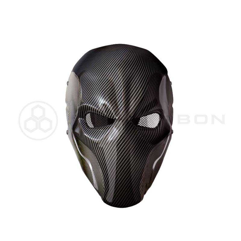 Pur Carbon Real Carbon Fiber Mask Gloss