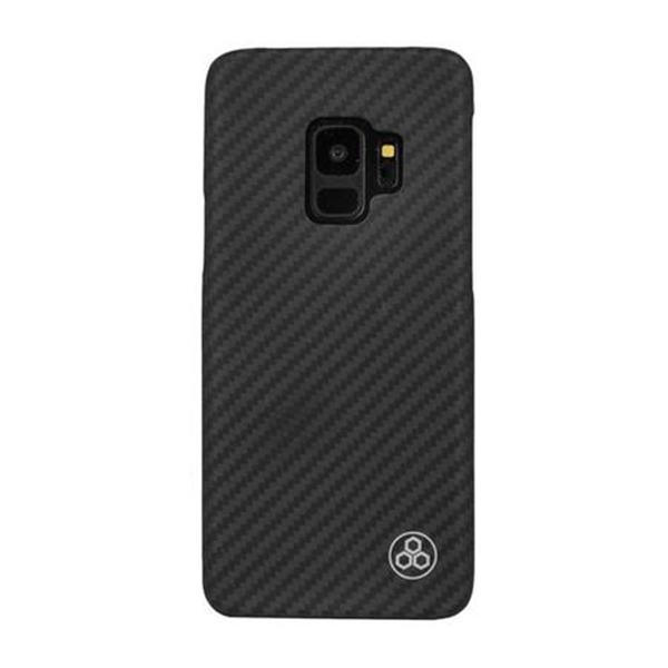 Real Carbon Fiber Aramid Samsung S9 Phone Case Pur Carbon