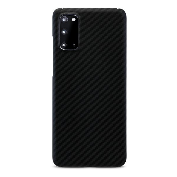 AraMag Case for Samsung Galaxy S20 5G Case Pur Carbon